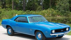 1969 Chevrolet Camaro COPO Replica - 1