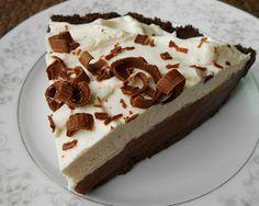 Milk Chocolate Cream Pie