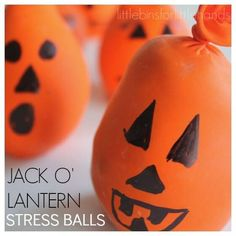 Everyone loves making Halloween stress balls! Looking for fun pumpkin themed art or craft projects to do with your kids this holiday season? Check out this list of fun pumpkin activities! Your kids will love all of these exciting projects and using them to decorate for halloween. Halloween Crafts For Girls, Halloween Class Party, Halloween Activities, Holidays Halloween, Halloween Ideas, Girl Scout Daisy Petals, Daisy Girl Scouts, Girl Scout Brownie Badges, Girl Scout Activities