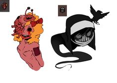 the binding of isaac spirit of the night - Google Search
