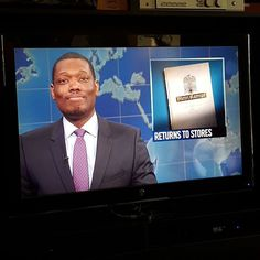 Weekend Update witb Michael Che is the reason to watch SNL. He is so funny!
