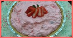 Low Fat Low Calorie Cool 'n Easy Pie! Smartpoints 0 - weight watchers recipes