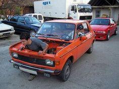 Car maintenance advice for the clueless.