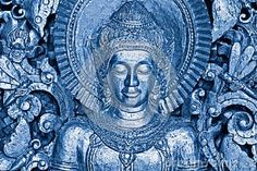 Image result for blue buddha