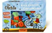 Die Olchis Krötig klackernde Fahrradklicker