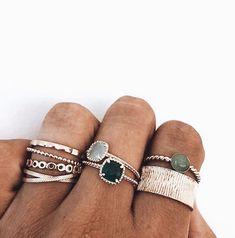 boho rings inspiration - summer accessories for women ring boho fashion for teens vintage wedding couple schmuck verlobung hochzeit ring Cute Jewelry, Bridal Jewelry, Silver Jewelry, Jewelry Accessories, Fashion Accessories, Fashion Jewelry, Diamond Jewelry, Women Accessories, Silver Rings