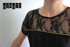DSC06291 Aime Comme Marie, T Shirt, Dit, Tops, Women, Fashion, Atelier, Boss, Projects