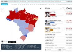 Brazil's elections results in interactive visualizations