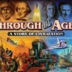 Through The Ages- Different eras in time cross, as famous landmarks and figures can be seen at various times throughout history
