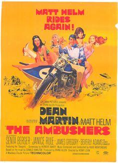 The Ambushers, 1967 (yellow)