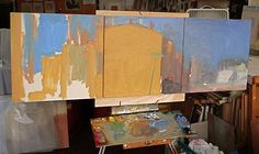 PAINTING: POWERS OF OBSERVATION: Stuart Shils on Color and his Palette