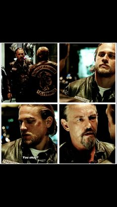Chibs, your loyalty to Jax makes me swoon