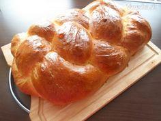 Biely koláč (fotorecept) - recept | Varecha.sk Ale, Bread, Chicken, Baking, Easter, Hampers, Food Cakes, Bakken, Easter Activities