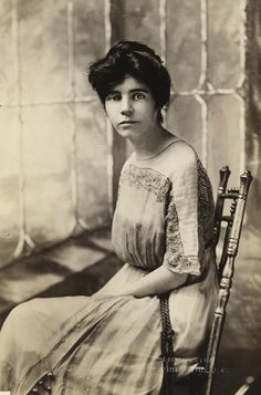 Alice Paul was the architect of some of the most outstanding political achievements on behalf of women in the 20th century. Born on January 11, 1885 to Quaker parents in Mt. Laurel, New Jersey, Alice Paul dedicated her life to the single cause of securing equal rights for all women. She helped to get the 19th Amendment passed.   The right for women to vote!!!!!!!