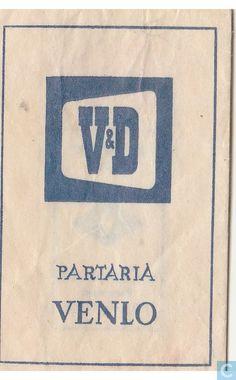 Suikerzakjes - Zakjes - V&D Partaria (Vroom en Dreesmann)