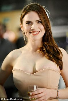 Hayley Atwell (Born: April 5, 1982, London, United Kingdom) is an English-American actress. She is known for her work in stage productions such as A View from the Bridge, and in films such as Cassandra's Dream (2007), The Duchess (2008), The Pillars of the Earth (2010), and for her portrayal of Peggy Carter in various Marvel Cinematic Universe films and TV series.
