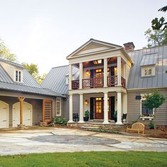 Top 12 House Plans of 2014 | Kousa Creek House Plan