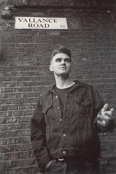 Morrissey... Where the Krays roamed around