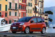 The 2015 Fiat Panda. #fiat