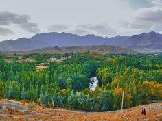 Jaghori River - Ghazni by Chai Sabz, via Flickr