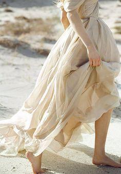 les sablons ⋒ sarah seven the bridal atelier beige romantic dress robe volantée Fashion Fotografie, Bridal Gowns, Wedding Dresses, Gown Wedding, Wedding Outfits, Backless Wedding, Princess Aesthetic, The Little Mermaid, Ideias Fashion