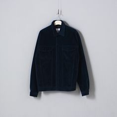 KYE – 14Fw Oversized Jacket Blue