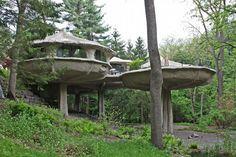 Very interesting house! Pittsford NY
