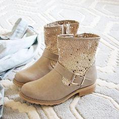Owen Lace Boots: Alternate View #3