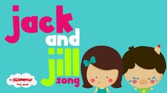 Jack and Jill nursery rhyme video for kids!  #nurseryrhymesforkids