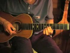 Slow blues in E - Fingerpicking Guitar lesson - Bad Blues Part 5 Music Theory Guitar, Guitar Chords For Songs, Music Chords, Guitar Chord Chart, Music Guitar, Cool Guitar, Playing Guitar, Music Tabs, Acoustic Guitar