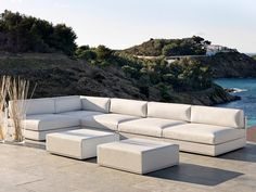 MOOD LOW | Sectional sofaSectional garden sofa, design by Andrés Bluth