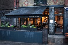 Breakfast spot - 8 Hoxton Square Restaurant