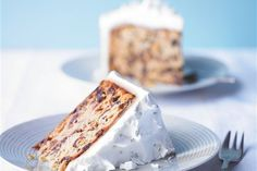 The lovely Rachel Allen's Christmas cake recipe with a twist.