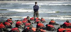 """""""The only easy day was yesterday""""  A SEAL's Perspective: 5 Ways to Be a Better Leader"""