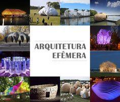 ArchLife: Arquitetura Efêmera - 12 projetos