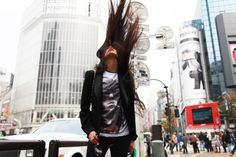 Denni Elias, Fashion Blogger  Chic Muse  http://www.chicmuse.com/2011/11/shi-shi-buya.html