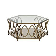El Dorado Furniture Beluga Coffee Table Living Room