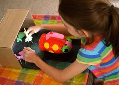 Without a shadow of a doubt, this Shadow Puppet Theater is a great activity for kids with a dramatic streak (via Inner Child Fun)