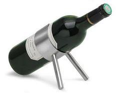 Huis en Wonen: Wijnrekken en wijnfleshouders