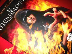 #Inquisidor #novela #book #read #queleerquequieroleer