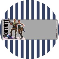 Candy Bar Fortnite Descarga Gratis | Todo Candy Bar Book Box Labels, Goku, Barcelona, Birthday Parties, Costumes, Party, Ideas, 10 Years, Saints