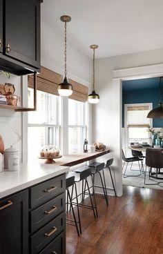 modern kitchen home decor ideas #ModernHomeAppliances