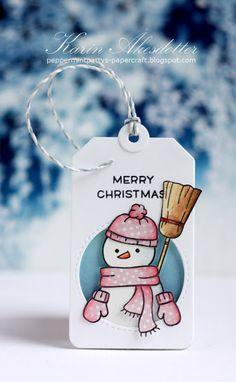 25 days of Christmas Tags                                                                                                                                                                                 Mais