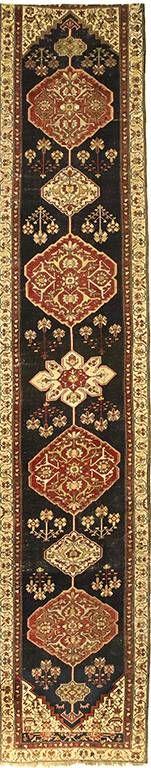 "Runner ""Getashen''  - Armenian Carpets Size 539x96 Origin: Artsakh"