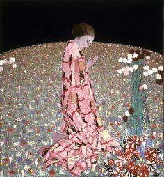 Felice Casorati - The Prayer (1914)