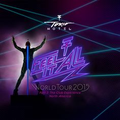 Tokio Hotel Feel It All World Tour 2015 Part 2: The Club Experience - North America