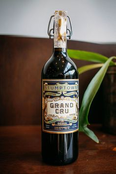 Introducing our Grand Cru Cold Brew.