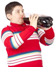Diet food will not help you lose weight drinking sugary drinks like soda soda