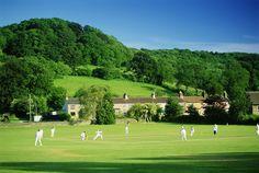 The Quintessential British Custom of the Cricket Tea