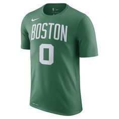 68a8f566f Jayson Tatum Boston Celtics Nike Dri-FIT Men s NBA T-Shirt Size 2XL (